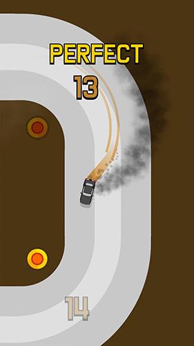 Arcade-Spiele Sling drift für das Smartphone