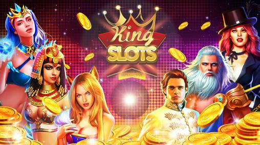 King slots: Free slots casino icon