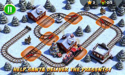 Arcade-Spiele Train Crisis Christmas für das Smartphone