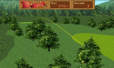 Cup! Cup! Golf 3D! screenshot 3