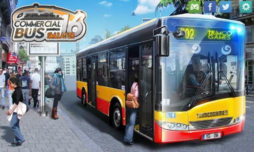 Commercial bus simulator 16 screenshot 1