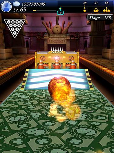 Bowling сlub Screenshot
