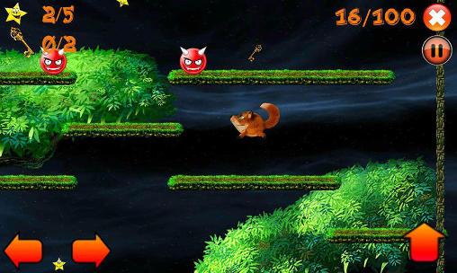 Jump! Jumpy fox für Android