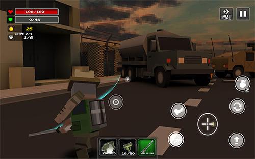 Shooter Pixel Z world: Last hunter auf Deutsch