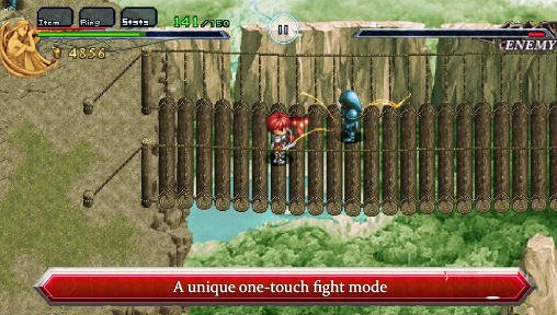 RPG-Spiele Ys chronicles 1: Ancient Ys vanished für das Smartphone
