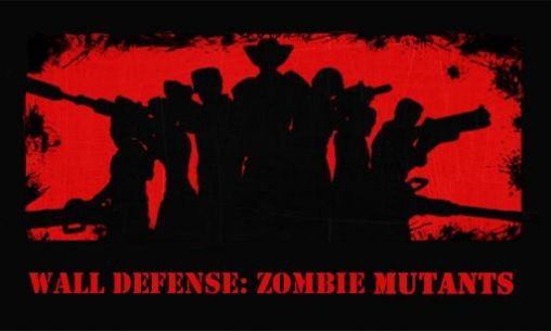 Wall defense: Zombie mutants capture d'écran 1