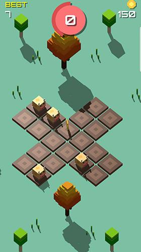 Piece it together 3D: Puzzle game auf Deutsch