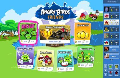 Arcade: Lade Die bösen Vögel und ihre Freunde auf dein Handy herunter