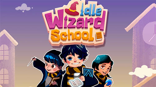 Idle wizard school图标