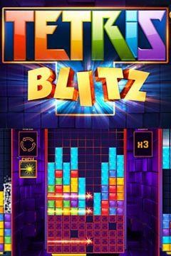 logo Tetris Blitz