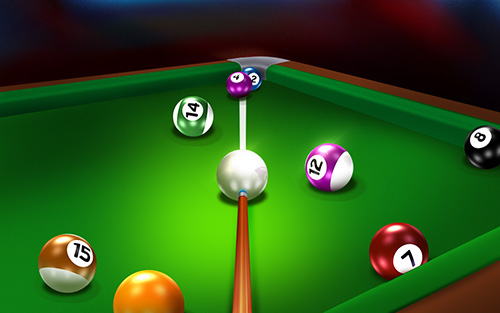 Billiards master 2018 captura de tela 3