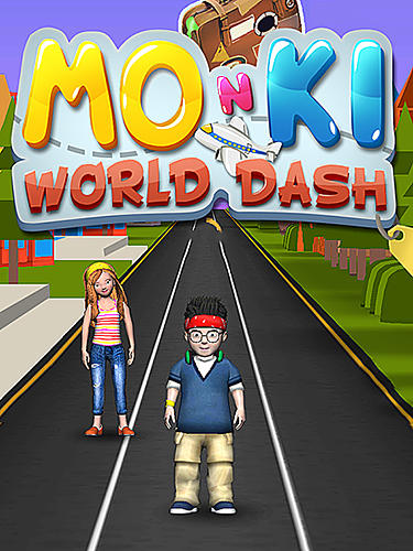 Mo n Ki world dash screenshot 1