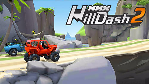 MMX hill dash 2 скриншот 1