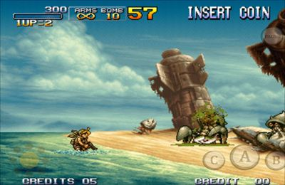 METAL SLUG 3 in Russian