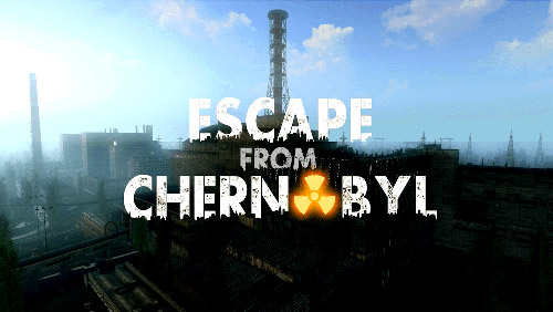 Escape from Chernobyl capture d'écran 1