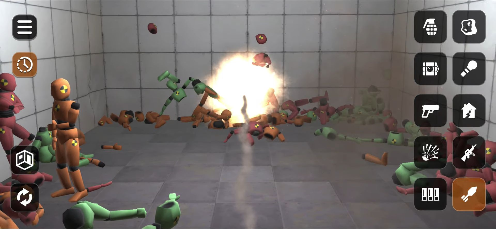 Room Rampage pour Android
