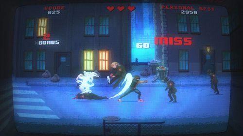Screenshot Kung Fury: Straßenwut auf dem iPhone