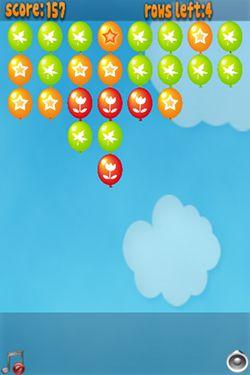 Puzzle de burbujas para iPhone gratis