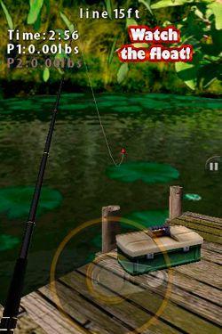 Pescaria em português