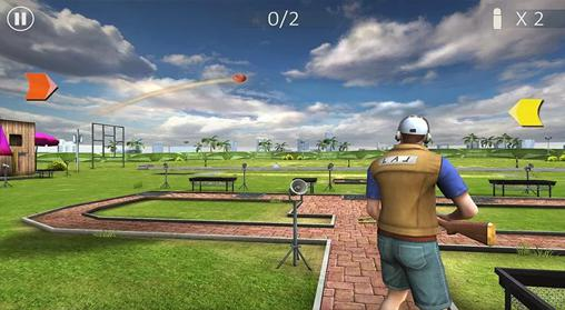 Skeet shooting 3D for Android
