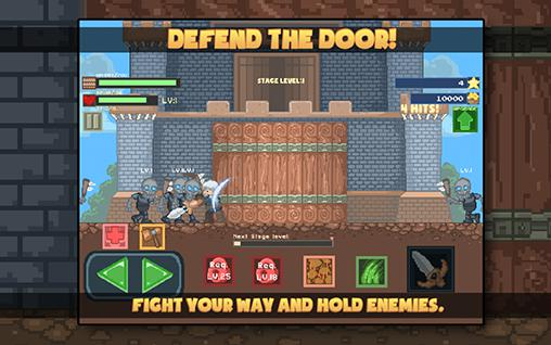 Arcade Hold the door: Defend the throne für das Smartphone