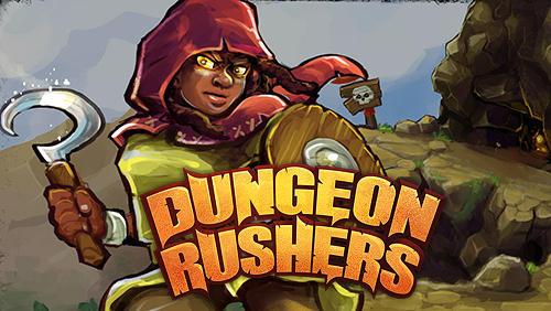 Dungeon rushers captura de pantalla 1
