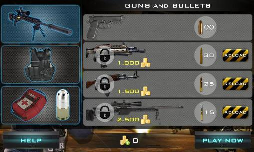 Strike shooting: SWAT force pour Android