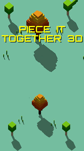 Piece it together 3D: Puzzle game Screenshot