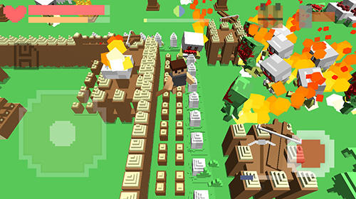 The last hero: Survival in the open world für Android