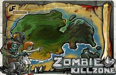 La Zone de l'Extermination des Zombies pour iPhone gratuitement