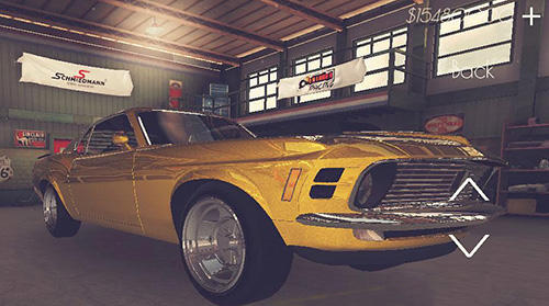 Drift classics 2: Muscle car drifting captura de pantalla 3