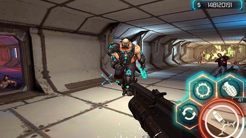 Zombie Shooter Zombie reaper 3 auf Deutsch