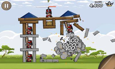 Siege Hero Screenshot