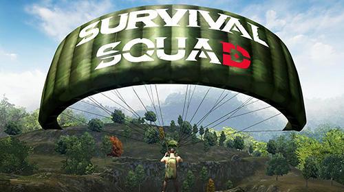 Survival squad captura de pantalla 1