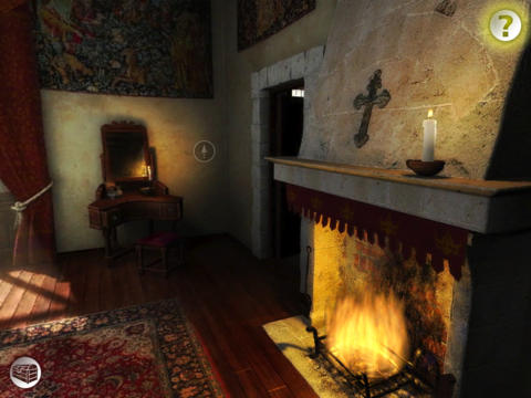 Adventure games: download Secrets of Da Vinci to your phone