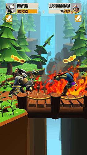 Action RPGs Duels by Deemedya inc auf Deutsch