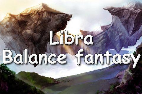 logo Libra: Fantasie des Gleichgewichts