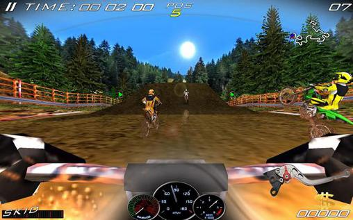Ultimate motocross 3 pour Android