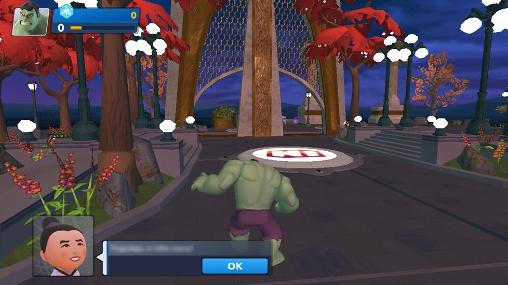 Android Simulation für Sony: Disney infinity: Toy box 2.0