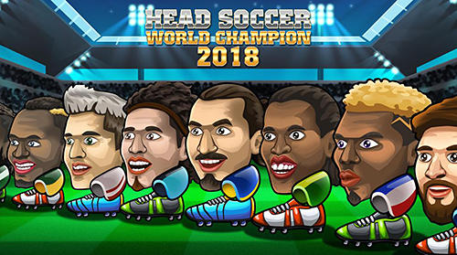 Head soccer world champion 2018 Screenshot
