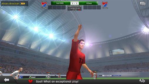 Online FC manager für das Smartphone