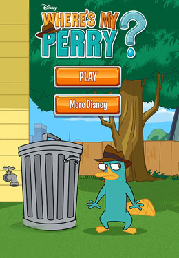 logo Wo ist mein Perry?