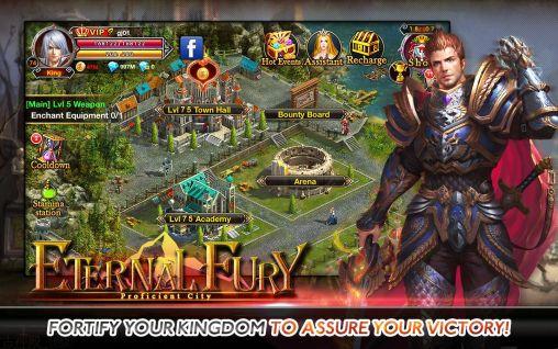Eternal fury para Android