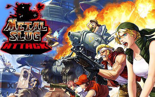 logo Metal Slug Angriff
