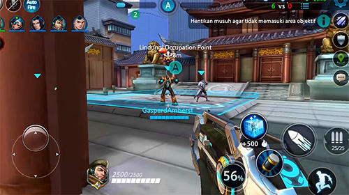 Shellfire: MOBA FPS Screenshot