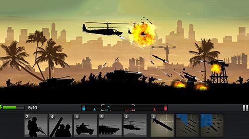 Strategiespiele Black operations 2 für das Smartphone