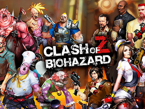Clash of Z: Biohazard Screenshot