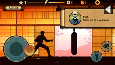 Arcade Shadow fight 2 für das Smartphone