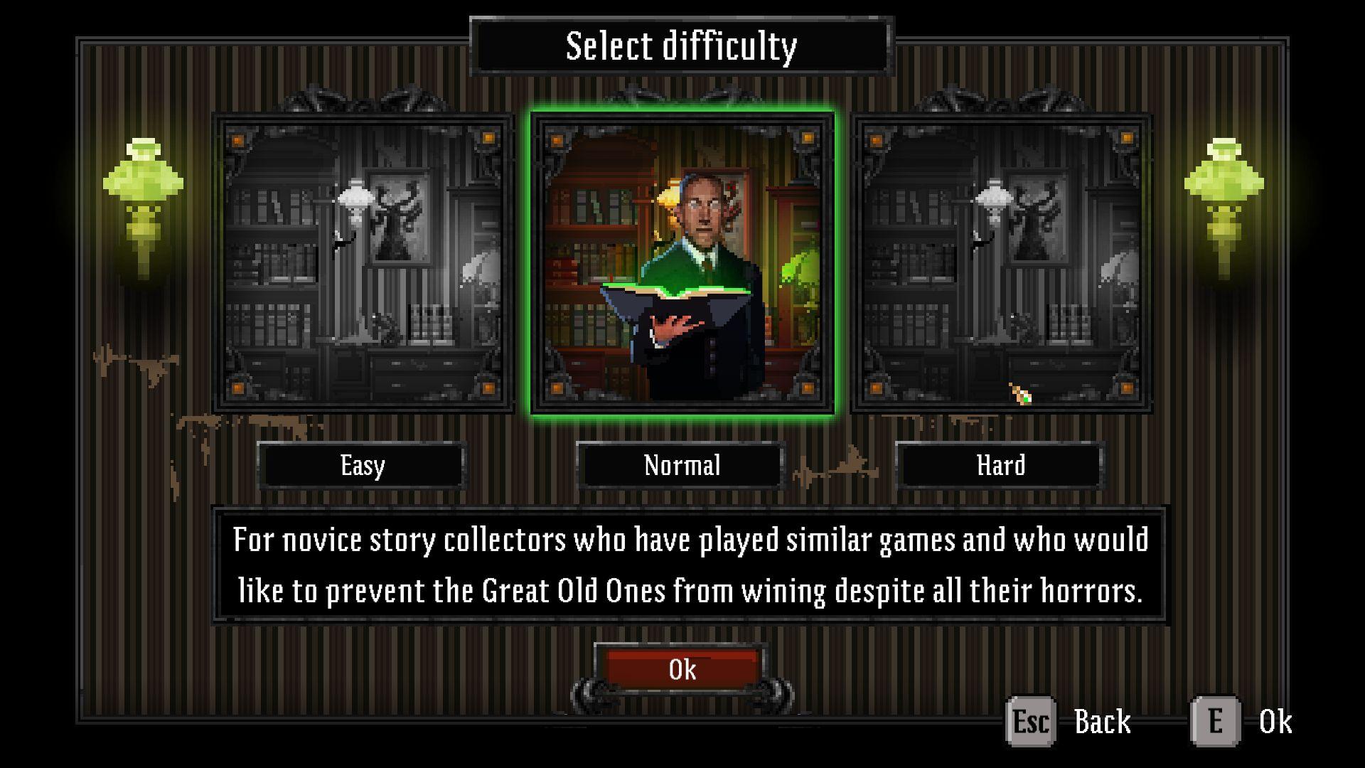 Lovecraft's Untold Stories скриншот 1