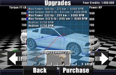 Carreras: descarga Velocidad loca Pro a tu teléfono